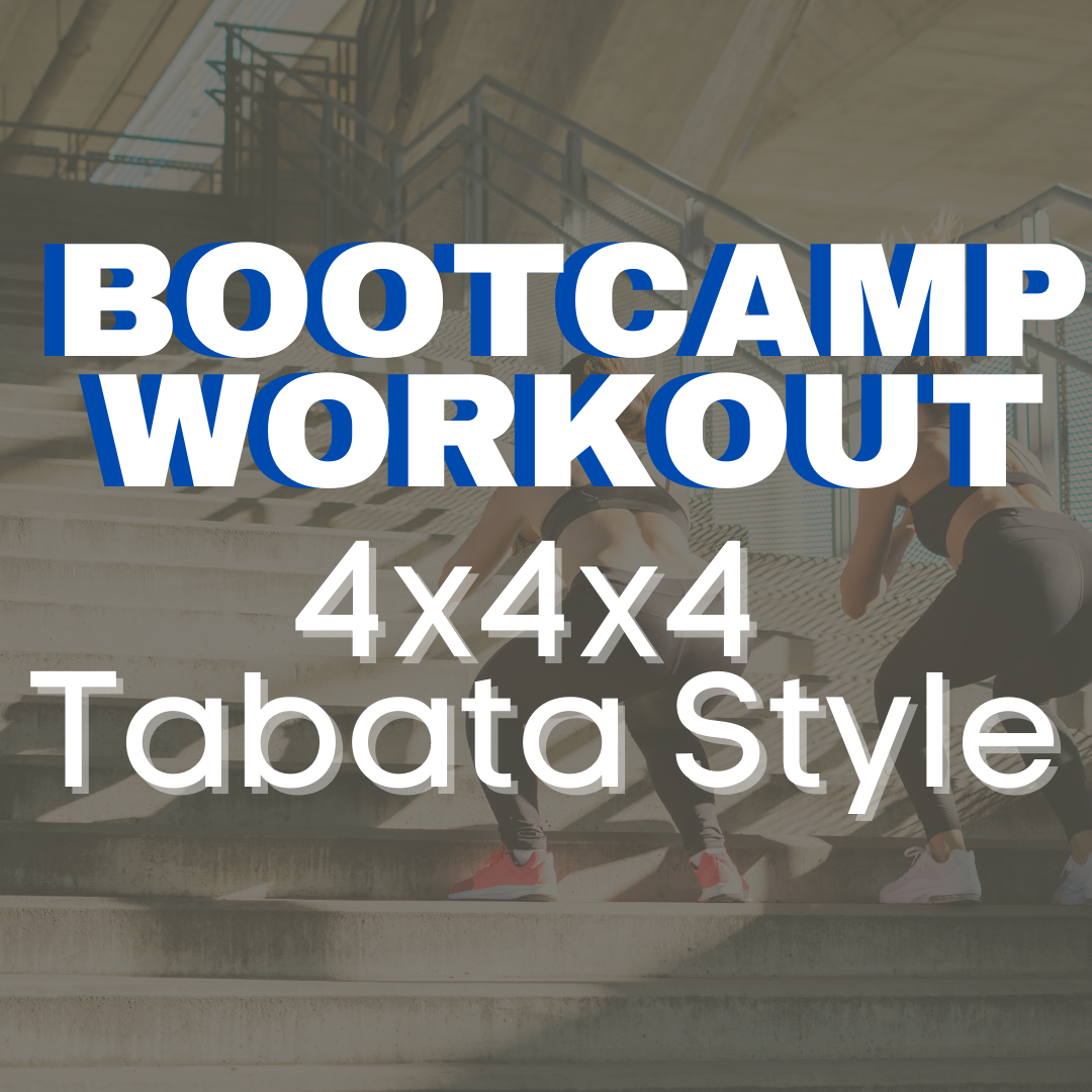 4x4x4 And Tabata Style
