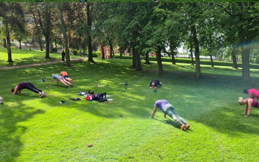 Bootcamp workout ideas: Cardio Abs