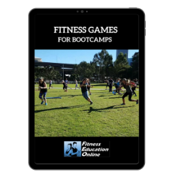 Kettlebell Training Courses at Fitness Education Online