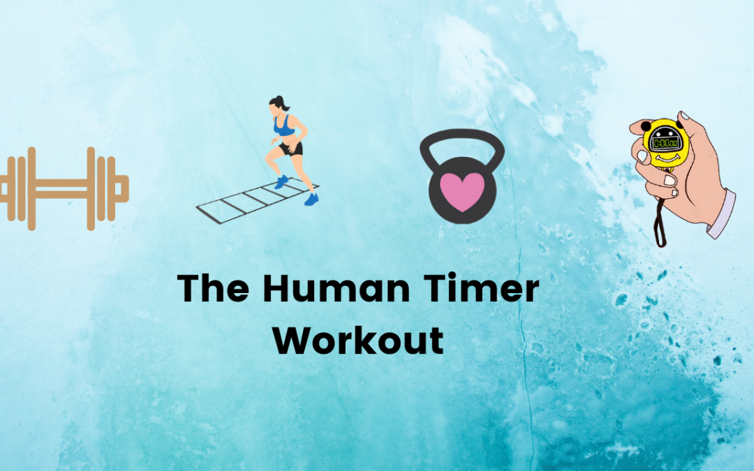 The Human Timer Workout