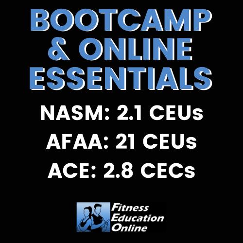 Bootcamp 1 + Online Essentials Bundle