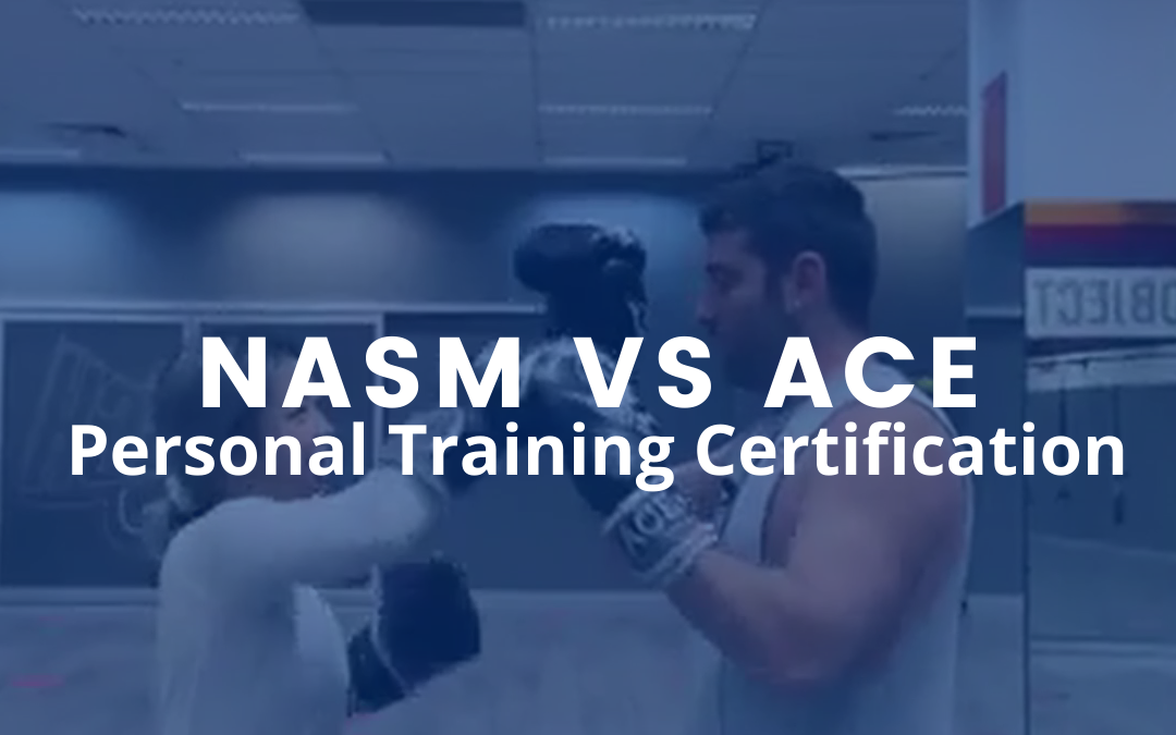 NASM vs ACE Personal Training Certification