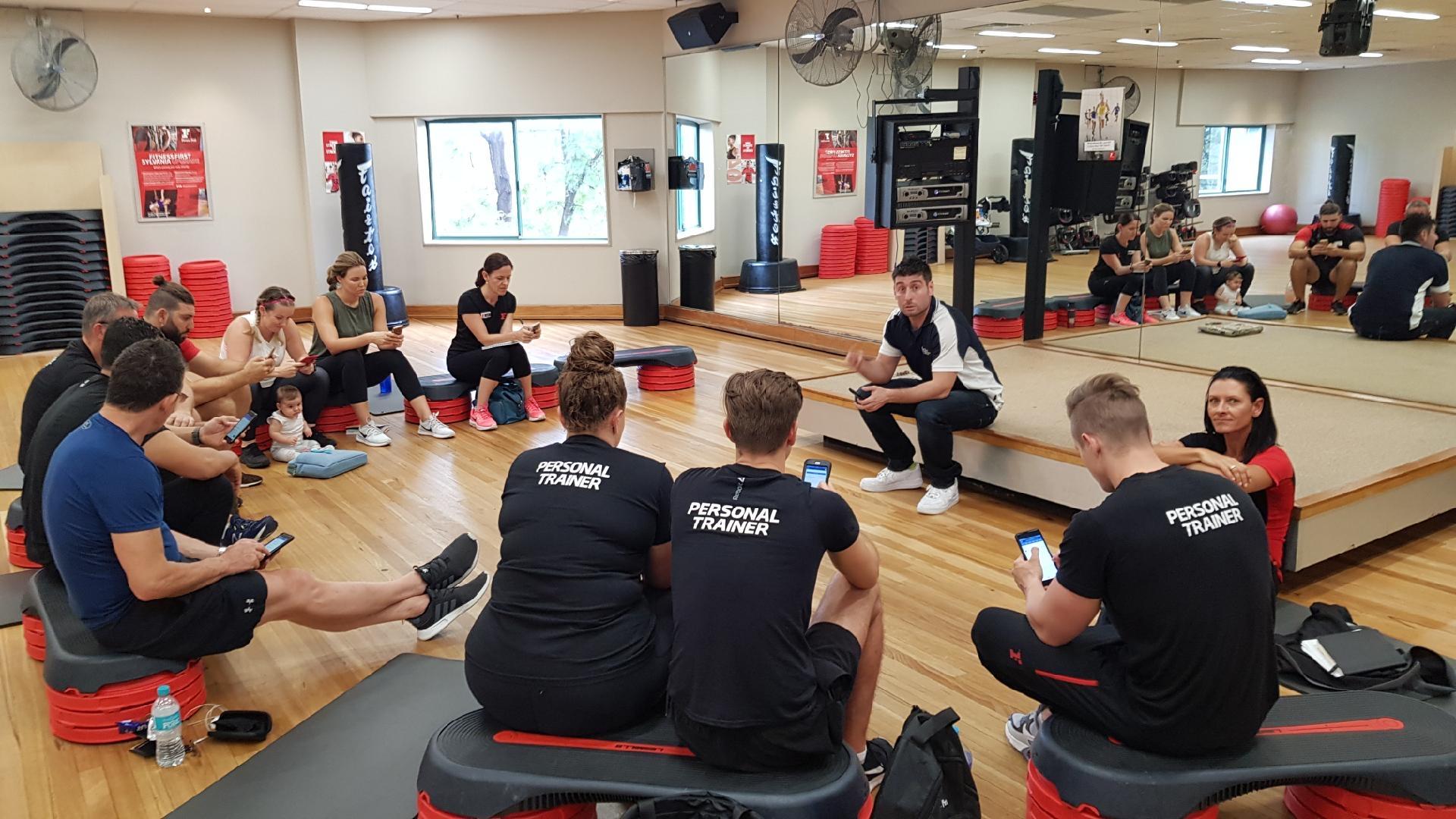 Fitness First, Sydney 2018