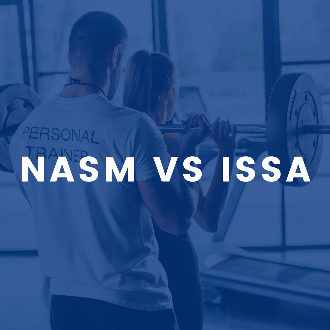 NASM vs ISSA