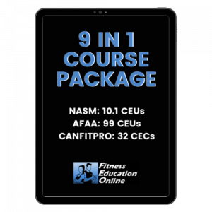 Course Package for PTs