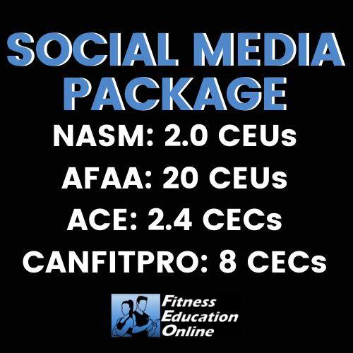 Social Media Essentials for Fitpros