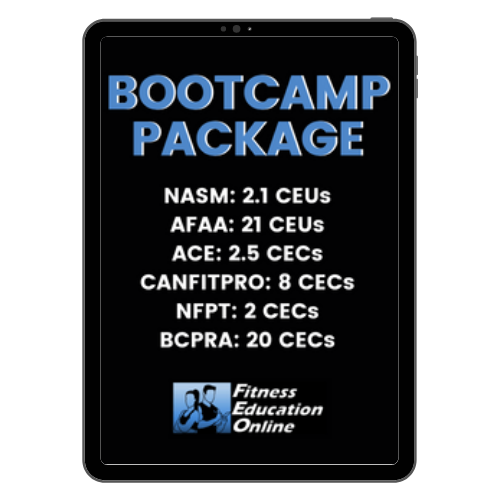 Bootcamp Package