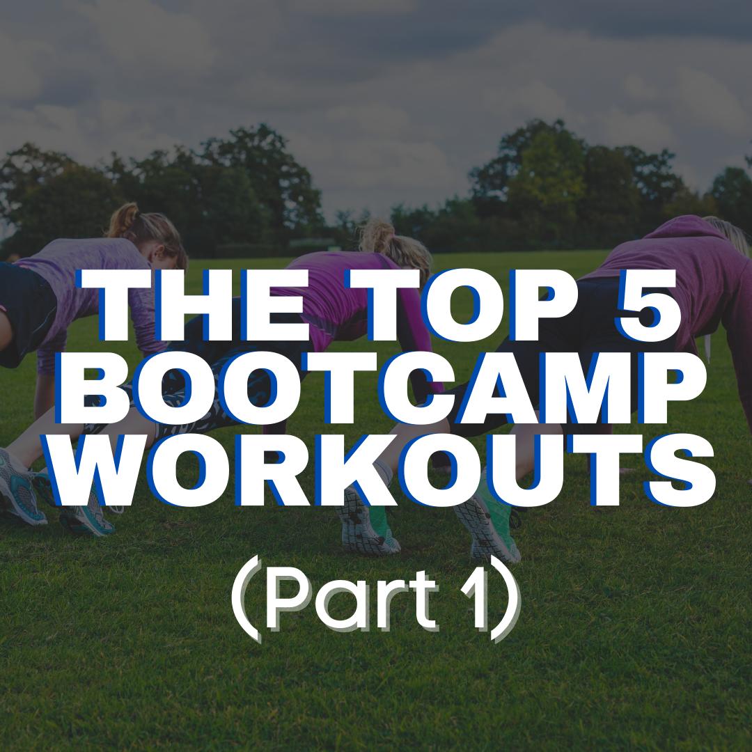 bootcamp workouts idea